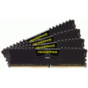 Corsair Vengeance LPX Black Heat spreader 4x4GB DDR4 2666MHz (CMK16GX4M4A2666C15)
