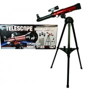 Children's Junior Telescope with Tripod Educational Toy / Science / Astronomy by A to Z