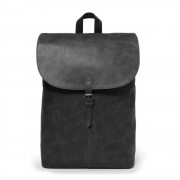 Eastpak Ciera - Black Ink Leather - Laptop Rucksäcke