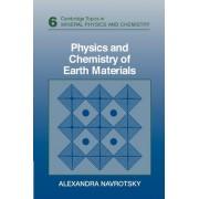 Physics and Chemistry of Earth Materials by Alexandra Navrotsky