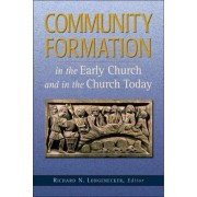 Community Formation in the Early Church and in the Church Today by Richard N Longenecker