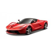 Maisto 1:24 Assembly Line La Ferrari Diecast Vehicle