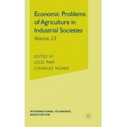 Economic Problems of Agriculture in Industrial Societies: Problems of Agricultural Industrialised Societies by G. Ugo Papi