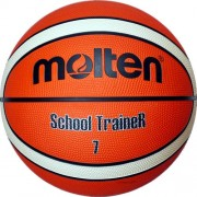 molten Basketball BG7-ST - Orange/Ivory | 5