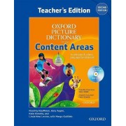 Oxford Picture Dictionary for the Content Areas: Teacher's Book and Audio CD Pack by Dorothy Kauffman Ph.D.
