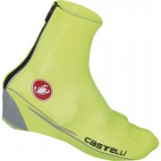 Castelli Nano Shoecover Socks - Yellow - S