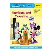 Disney School Skills: MMCH Numbers and Counting