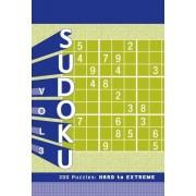 Sudoku, Volume 3: 200 Puzzles: Hard to Extreme