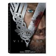 Vinkings:Clive Standen, Travis Fimmel, Jessalyn Gilsig, Gustaf Skarsgård - Vikingii:Primul sezon complet (3DVD)