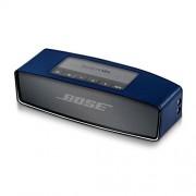kwmobile Elegant synthetic leather case for Bose SoundLink Mini Speaker in Navy blue