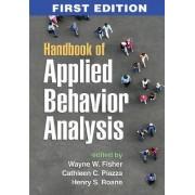Handbook of Applied Behavior Analysis by Wayne W. Fisher