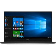 "Ultrabook™ Dell XPS 13 9360 (Procesor Intel® Core™ i5-7200U (3M Cache, up to 3.10 GHz), Kaby Lake, 13.3""QHD+, Touch, 8GB, 256GB SSD, Intel® HD Graphics 620, Wireless AC, Tastatura iluminata, Win10 Home 64, Argintiu)"
