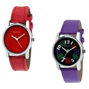 New danzen Analog wrist watch for women combo-dz-425-436