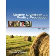 Modern Livestock and Poultry Production by James R. Gillespie