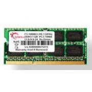G.Skill 2 GB SO-DIMM DDR3 - 1333MHz - (F3-10666CL9S-2GBSQ) G.Skill CL9