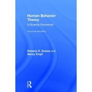 Human Behavior Theory by Roberta R. Greene