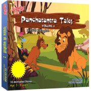 Buzzers Panchantantra Tales Vol.2 Vcd