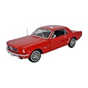 Welly Ford Mustang 1964 (Red)