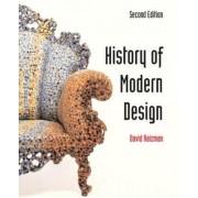 History of Modern Design by David Raizman