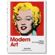 Modern Art 1870-2000 by Hans Werner Holzwarth