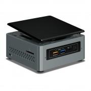 Barebone Intel NUC NUC6CAYH, Intel Celeron J3455