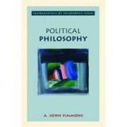 Political Philosophy by A John Simmons