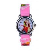 Barbie pink Analog watch