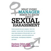 What Every Manager Needs to Know about Sexual Harassment by Darlene Orlov