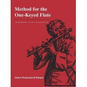 Method for the One-Keyed Flute by Janice Dockendorff Boland