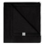 Jollein Deken 75x100 cm zwart 514-511-00021
