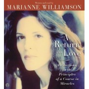 A Return to Love CD by Marianne Williamson