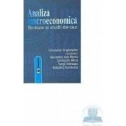 Analiza Macroeconomica - Studii Si Sinteze De Caz - Constantin Anghelache