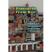 Postcards from Rio by Katia Da Costa Bezerra