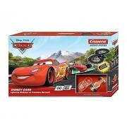 Carrera Disney/Pixar Cars CAR-63002 Lightning McQueen vs Francesco Bernoulli Racing System by Carrera