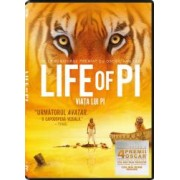 LIFE OF PI DVD 2012