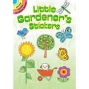 Little Gardener's Stickers by Monica Wellington