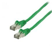 Valueline FTP CAT6 groen 1m