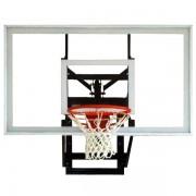 Конзолна баскетболна конструкция фиксирана регулируема