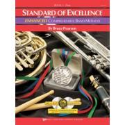 Standard of Excellence Bk 1 Flute - Enhanced/CD