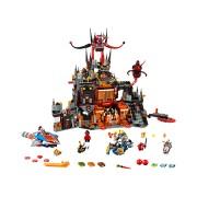 LEGO Adapostul malefic al lui Jestro (70323)