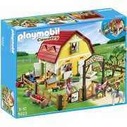 PLAYMOBIL Children's Farm Pony
