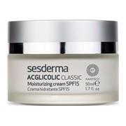 Acglicolic classic creme antienvelhecimento pele seca spf15 50ml - Sesderma