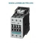 3RT1035-1AB00, Contactor 40A, Siemens, 18,5kW / 400v, Sirius, tensiune bobina 24V a.c. S2