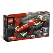LEGO Disney Cars Exclusive Limited Edition Set #8678 Ultimate Build Francesco by LEGO