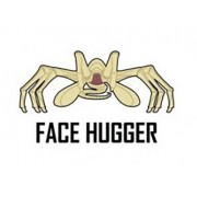 """Titans Alien The Nostromo Collection 3"""" Vinyl Figure - FACE HUGGER (2/20 Rarity) ~ Opened to Identify"""