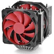 DEEPCOOL ASSASSIN II Asymmetric Twin-Tower Design Nickel-Plated Heatsink CPU Cooler for Overclockers
