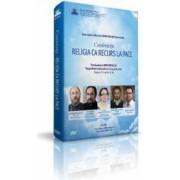 DVD Religia ca recurs la pace - Parintele Necula Iulia Badea Gueritee