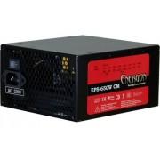 Inter-Tech Energon EPS-650W CM Alimentatore Elettrico, 650W, Nero