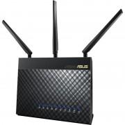 Router ASUS RT-AC68U, WAN: 1xGigabit, WiFi: 802.11ac-1900Mbps