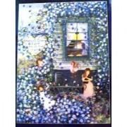 Bits & Pieces 550 Piece Jigsaw Puzzle- Flowers Are Fun
